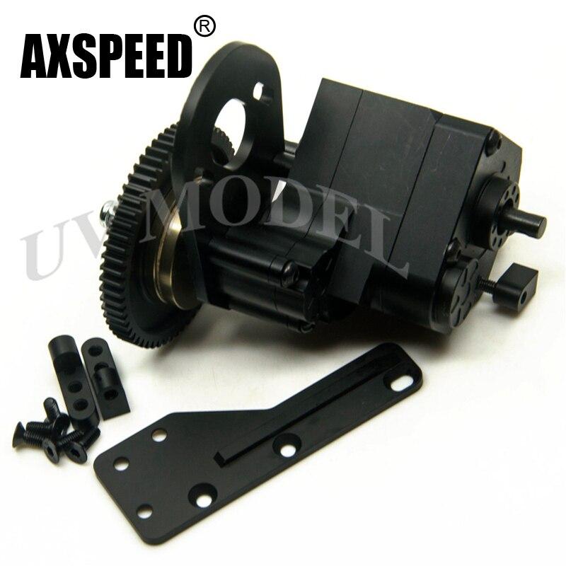 AX2 2 velocidad de transmisión para Axial Wraith y SCX10/Honcho