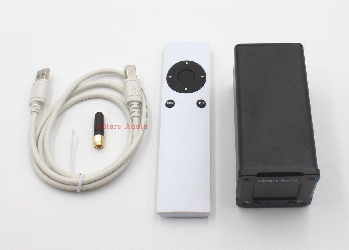 ES9038Q2M ЦАП Декодер XU208 USB SPDIF ЦАП TFT дисплей Инфракрасный пульт дистанционного Управление Bluetooth с поддержкой DSD доп