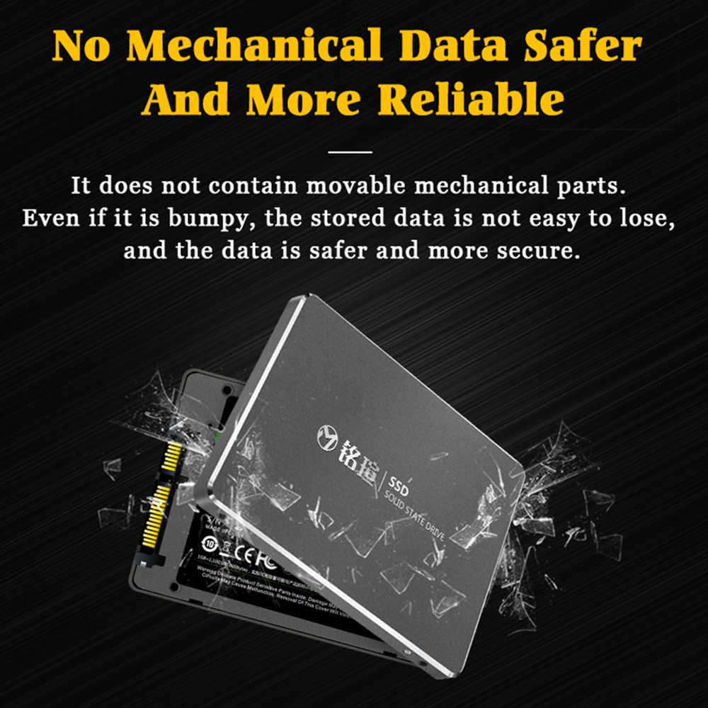 MAXSUN ssd 240 gb 480gb 2,5 pulgadas tipo de interfaz SATA 6 Gb/s TLC velocidad de lectura/escritura 520 MB/S tres años de garantía unidades de estado sólido