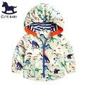 Все для детей Одежда и аксессуары Куртки для мальчиков детские куртки пальто марка дети для 4-6-8Y мальчиков верхняя одежда одежда