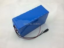 1 UNIDS envío libre 12 batería de litio v20ah 60 una corriente de la batería de litio 12 v batería del minero lámpara de xenón lámpara