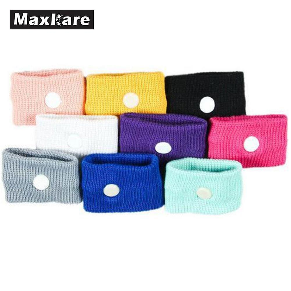 2Pcs Travel Morning Sickness Wrist Band Anti Nausea Car Van Sea Plane Wristband anti-motion sickness bracelet strap Boats drug sickness