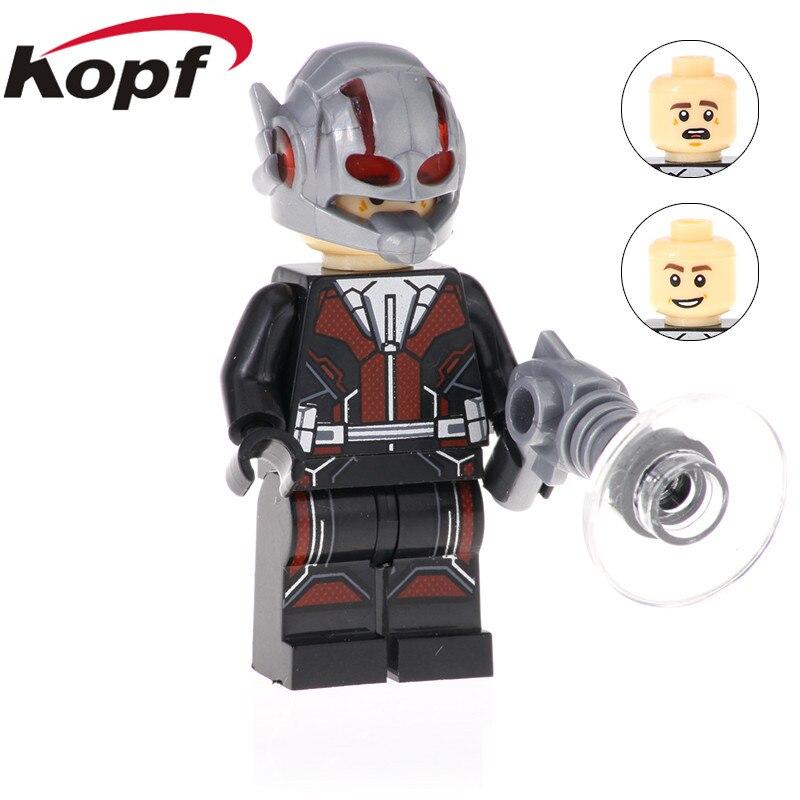 Ingenious Single Marvel Super Heroes Leather Whip Ghost Rider Deadpool Wolverine Legoing Bricks Figures Building Blocks Toys For Children Toys & Hobbies