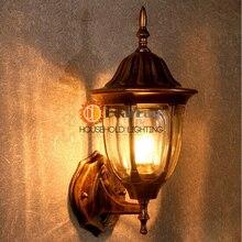 Старинные настенные светильники серии открытый водонепроницаемый бесплатная доставка