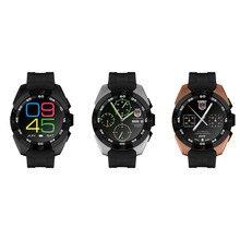 Voll runde screen-intelligentes armband g5 smart watch bluetooth 4,0 für android & ios schrittzähler pulsmesser smartwatch