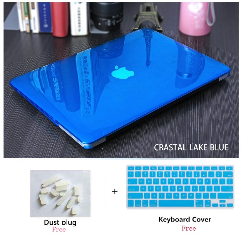 Crystal Hard Shell Case for MacBook 26