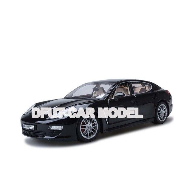 1:18 Aleación de vehículos de juguete para niños modelo de coche deportivo Panamera de coches de juguete