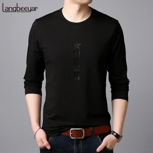 9a368380 2018 New Fashion Brand T Shirt For Men Cool Korean Trending Street Wear  Tops Boyfriend Gift