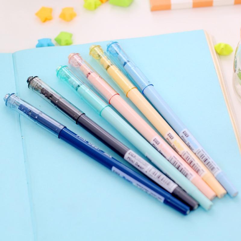 1Pc Eulenform Kugelschreiber Stift Schreibwaren Schulbedarf Geschenk ^\