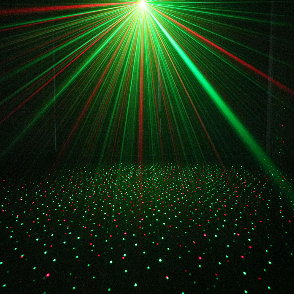 RG Laser Christmas Lights Static Dots Best Xmas Laser Light Show As ...