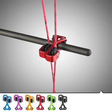 Archery Bow String Separator TP140 High Quality Aluminum Alloy Splitter Slider Compound Bow Hunting Shooting Accessory