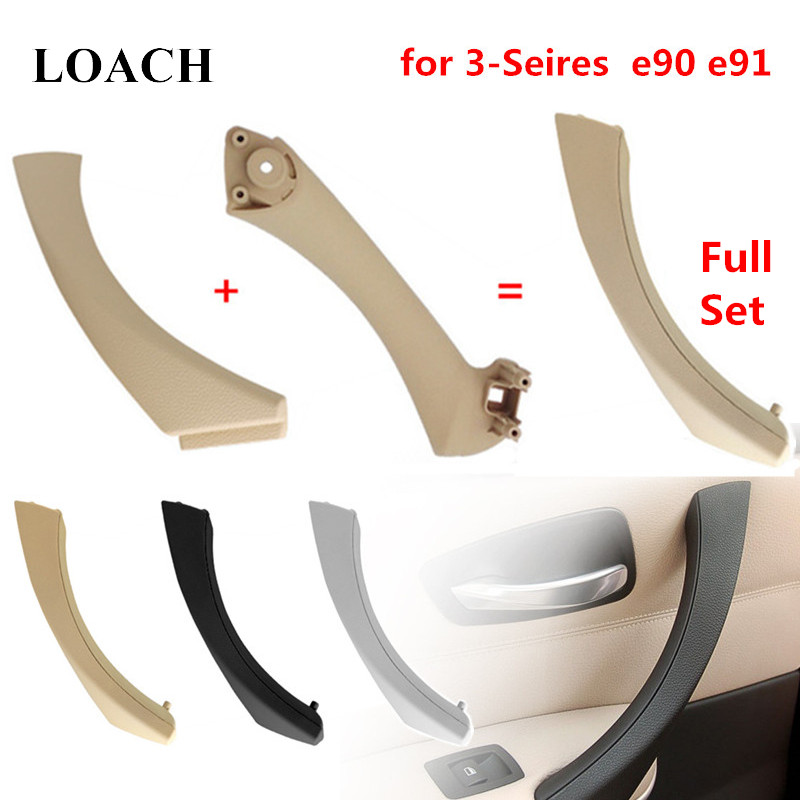 For Nissan March Micra 2011 ABS Chrome Front Head Light Lamp Cover Trims Headlight Shade Cover