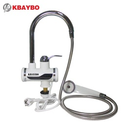 3000w temperature display instant water heater tankless electric faucet kitchen instant hot faucet hot water tap.jpg 250x250
