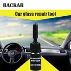 BACKAR Car-styling Glasses Windshield Repair Tool Kits Stickers For Mitsubishi lancer Peugeot 206 307 308 207 2008 BMW F30 F10