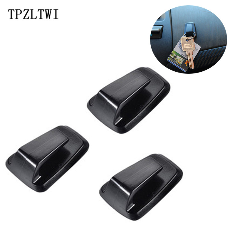 3 Pcs Car Hook Holder For Lada Granta Kalina Priora Niva Largus Vaz 2107 Vesta 2110 2114 <font><b>2113</b></font> Xray Samara 2109 2106 2112 2101 image