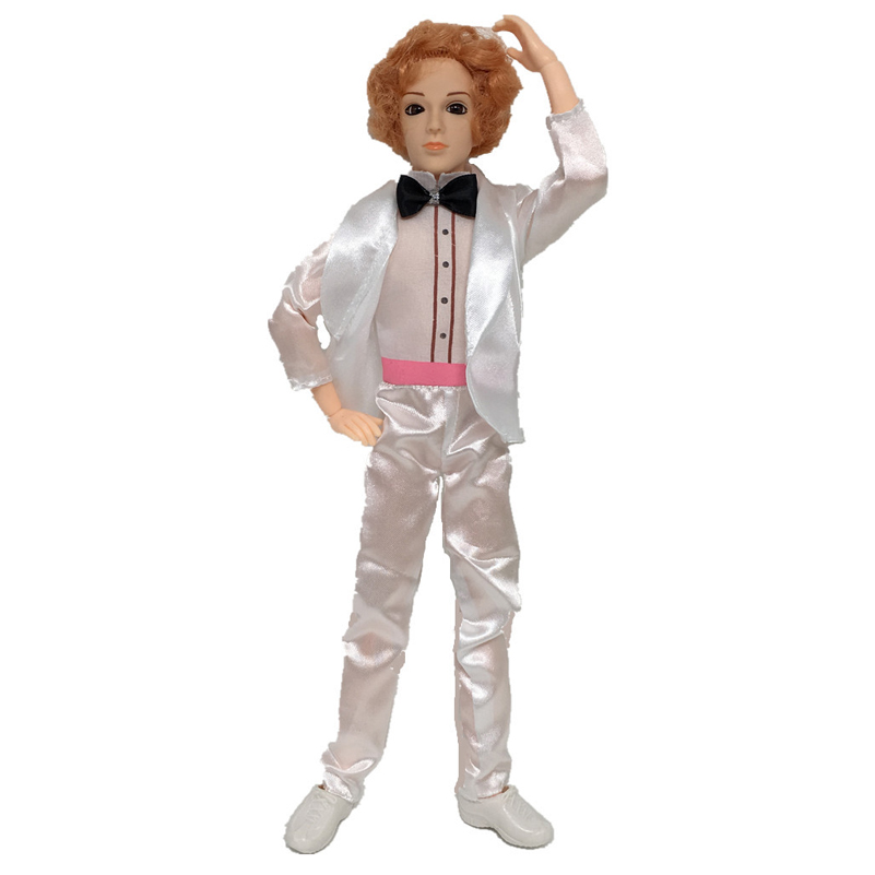 30 cm 14 Moveable Jointed Ken Dolls Kjæreste Med Klær Mann Prince Naked Man Doll Body Toy Doll Ken Body DIY Leker For Girls