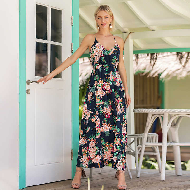 65886e24dd5ae Detail Feedback Questions about long loose dress plus size summer ...