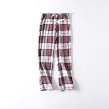 Весенние женские модные разноцветные Фланелевые штаны с эластичным поясом для сна, низ, женские трендовые цветные дышащие Хлопковые Штаны для отдыха