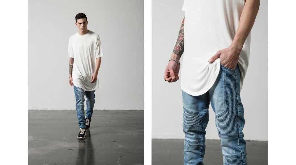 Long Shirts For Men Artee Shirt