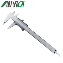 Wholesale prices free shipping 0-150mm Vernier Caliper  Metal Ruler stainless steel