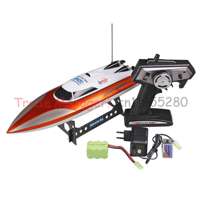 Free shipping Large-scale rc boats (12 *11.6*46) High-speed remote control boat , Gifts for children Remote sailing toys ocday rc submarine 27mhz 6ch seawolf high speed remote control electric navy diving submarine model toys for children gifts