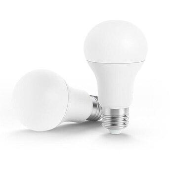 Original X Mi bombilla LED inteligente Wifi Control remoto brillo ajustable Luz de cuidado de la vista COLOR blanco