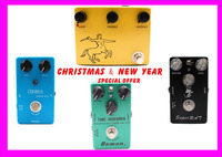 Hand Made Guitar Effect Pedal Overdrive CE2 Chorus Distortion And True Buypass