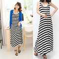 Maternity Clothing Casual Maternity Dress Cotton Maternity Clothes Plus Size Stripe Pregnant Dresses,Clothes For Pregnant Women