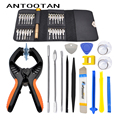 New 16 in1 smartphone screwdriver to pry open the phone's screen repair tools disassembly tool set for samsung ipad iPhone