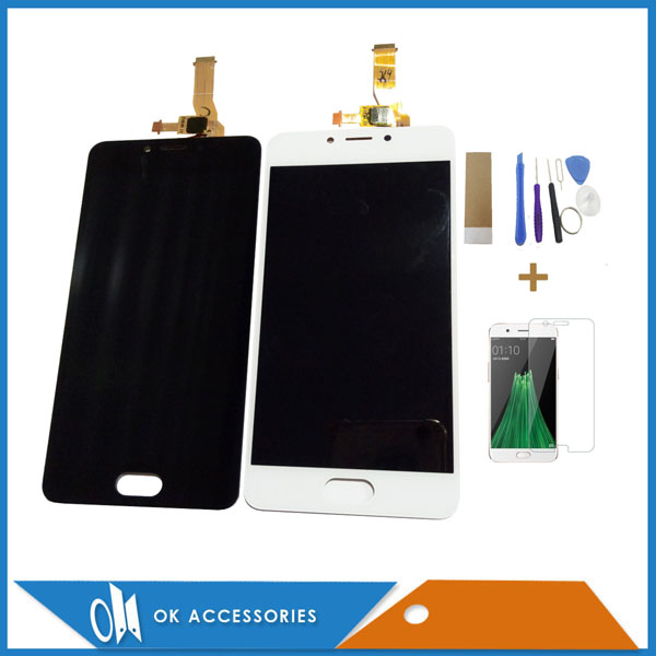 High Quality Black White Color For Meizu M5C M710H LCD Display+Touch Screen Digitizer Assembly With Kit
