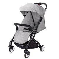 Babythrone baby stroller portable folding child stroller baby car umbrella bb car newborn 6kg newborn baby travel stroller