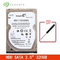 "Seagate Marke 320 GB 2 5 ""SATA2 SATA3 Laptop PC Notebook Interne hdd festplatte 4 mb/16 mb 5400 RPM 7200 RPM 320 MB/s disco duro Interne Festplatten    -"