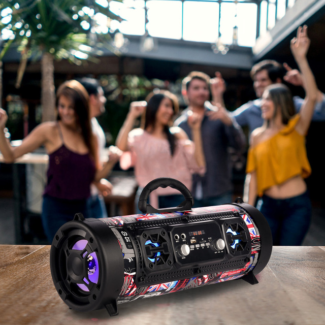 16W Portable Bluetooth Speaker 5