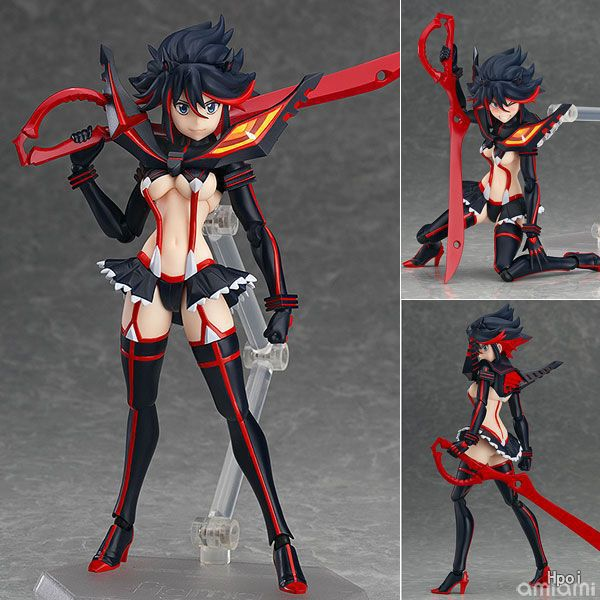 14,5 CM Kill La Kill Matoi Ryuuko figura de acción móvil PVC juguetes colección muñeca anime modelo de dibujos animados para amigo regalo