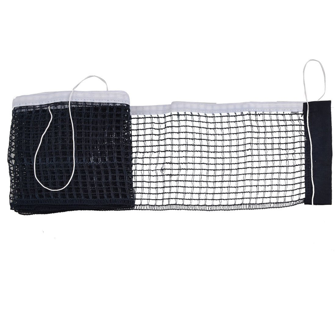 Good Deal Black New Table Tennis Ping Pong Net Replacement Mesh Sports 161cm X15cm