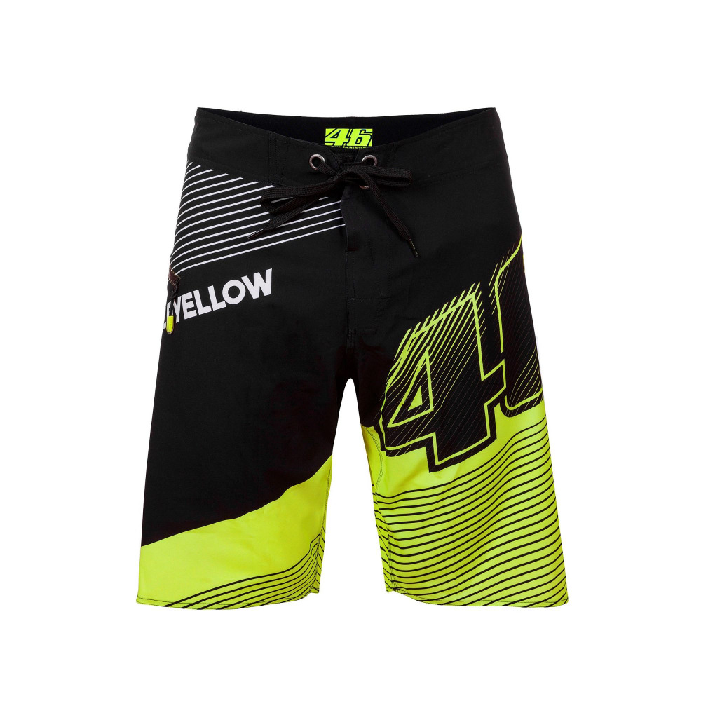 2018 High quality Rossi vr46 short casual fashion cotton short Motorcycle Moto GP racing M1 short pants paragraph beach pants