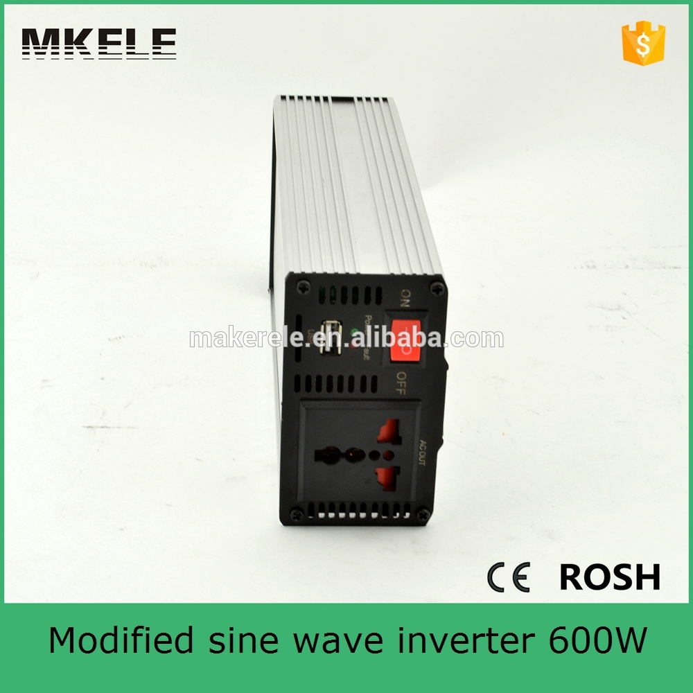 ФОТО MKM600-481G dc ac modified sine inverter a/c electric power inverter,600w power inverters 48vdc 120vac for home use