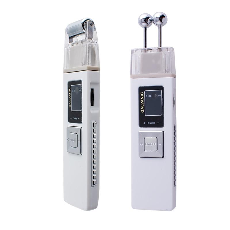 quality guaranteed portable galvanic microcurrent skin firming machine anti aging massager skin. Black Bedroom Furniture Sets. Home Design Ideas