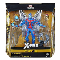 2018 Marvel Legends 6 Archangel Action Figure X Men Exclusive With Apocalypse Hand NEW IN BOX Collectible Original