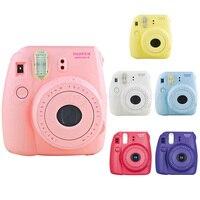 Fuji Fujifilm Instax Mini 8 Film Photo Instant Camera Pink Free Shipping