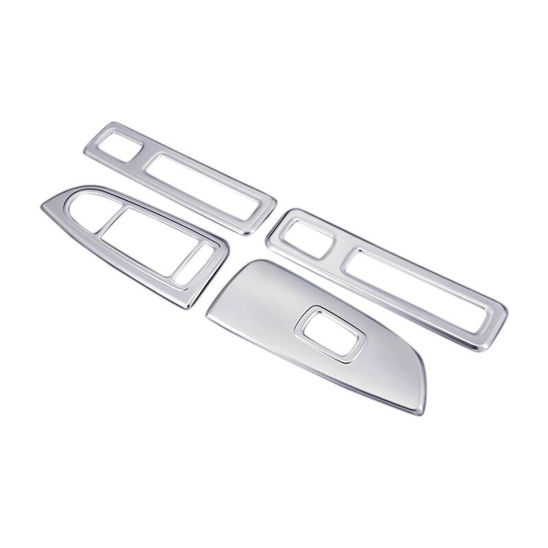 Cubierta para Vito W447 2014-2018 apoyabrazos de la puerta delantera mate ABS 2 unidades