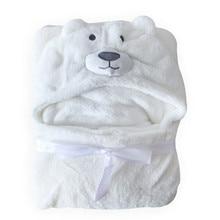 Comfortable Baby Bathrobe Blanket