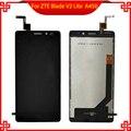 Original display lcd de toque digitador da tela para zte blade v2 lite a450 touchscreen lente de vidro do painel sensor número de rastreamento gratuito