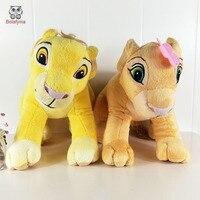 BOLAFYNIA 어린이 봉제 장난감 소녀 및 소년 사자 아기 아이 장난감 크리스마스 생일 선물