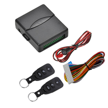 Car styling Universal Car Keyless Entry System Auto Remote Central Kit Door Lock Locking Vehicle Remote Controllers Car-styling