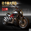 Diavel Duca ti Maisto 1:12 Simulation Alloy Motorcycle Model Locomotive car toys gift free shipping Classic cars Collection