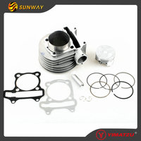 2013 New GY6 58.5MM 125cc to 200cc Big Bort Kit 12pcs/Set ,Necessary modification,