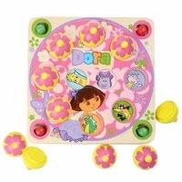 Zabawy Drewniane Pick Up Jedna Para Gry Edukacyjne Zabawki Zestaw Dla Kreatywności Dla Dzieci Dziewcząt brinquedos menina Marki