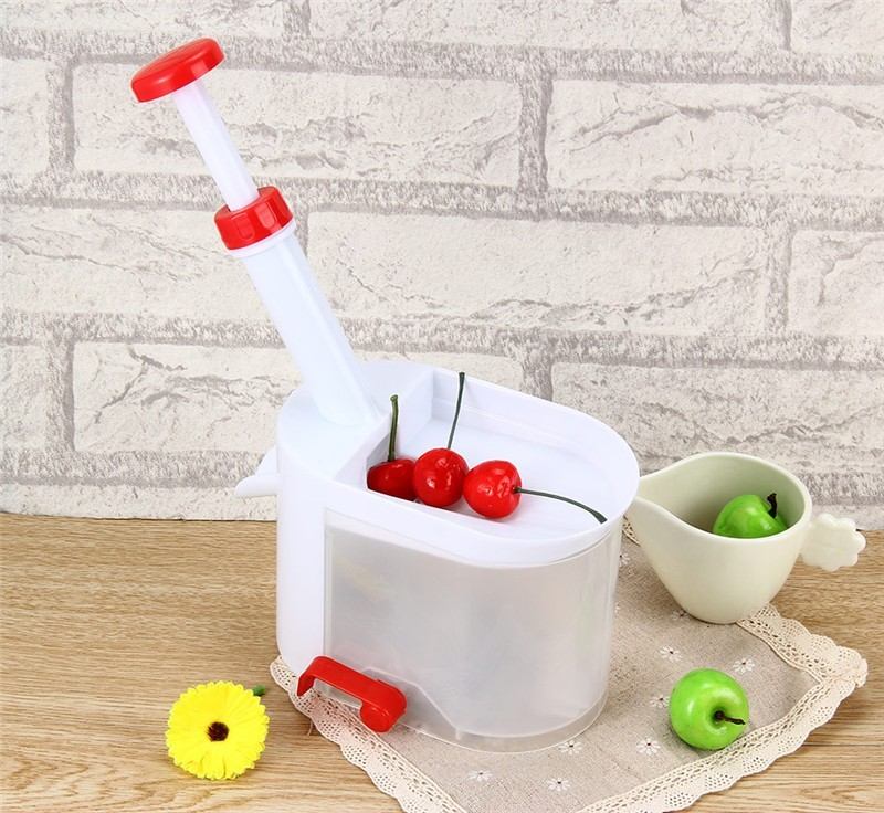 Hot Sales Kitchen Accessories Cherry Pitter Cherry Corer Remover Hot Sales Fruit Tools number