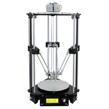 Новейший Geeetech All Metal Delta Rostock mini G2S 3D Printer High Resolution Impressora (LCD бесплатно)